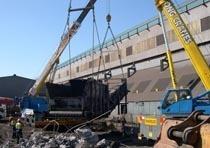 Демонтаж конструкций из металла в Миассе