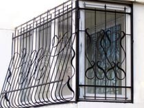 металлические решетки в Миассе