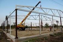Восстановление геометрии металлоконструкций в Миассе и усиление зданий г.Миасс